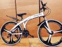 Mercedes Benz WHITE SHARK MODEL Foldable Cycle