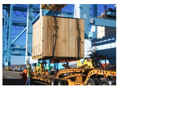 Project Cargo Forwarding Service