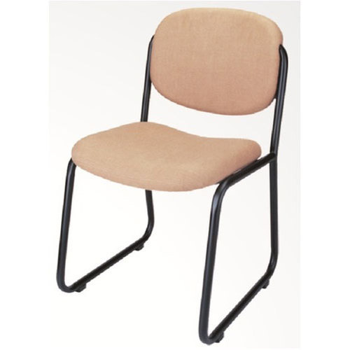 Miraculous Armless Visitor Chair Gmtry Best Dining Table And Chair Ideas Images Gmtryco