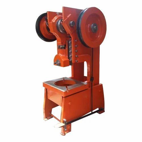 30 Ton Slotted Hole Punch Press Machine