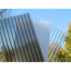 Clear Polycarbonate Multiwall Sheet