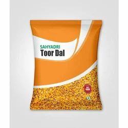 Sahyadri 600 g Toor Dal, Packaging: Packet