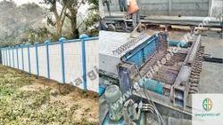 Prestressed Precast Compound Boundary Wall Mold