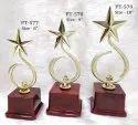 Star Plastic Fibre Trophy