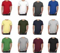 Plain Blank Round Neck T Shirt