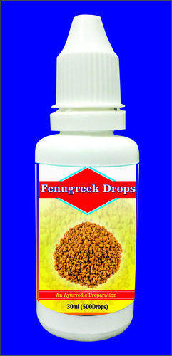 Fenugreek Drops