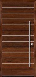 Designer Veneered Doors, Dimension: 214 x 92 cm