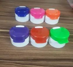 46mm Plastic Fridge Bottle Flip Top Cap