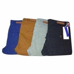 Mens Cotton Trousers, Size: 36