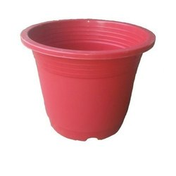 Plain Round Plastic Pot
