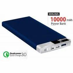 QC Power Bank 10000 MAh-Blue