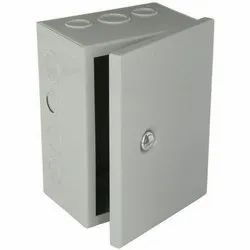 Mild Steel Rectangular Rust Free Electrical Box, For Junction Boxes