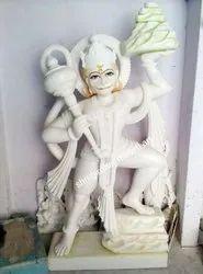 Marble Hanuman Moorti