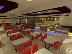 Dhabhas And Fast Food Corners Interior Design