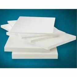 White PVC Pegurra Board, Thickness: 4 To 6 Mm
