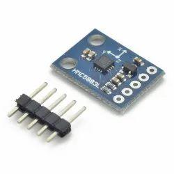 For Arduino GY-273 HMC5883L 3V-5V Triple Axis Compass Magnetometer Sensor Module