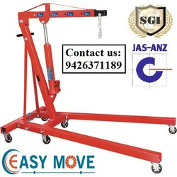 Floor Hydraulic Crane