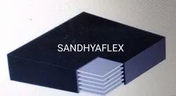 500x400x96mm Elastomeric Bridge Bearing
