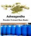 Organic Ashwagandha Powder/Extract/TBC/Raw Roots USDA NOP