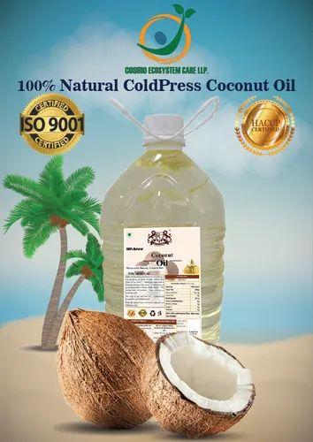 Bulk - Coconut Oil Manufacturer from Ahmedabad