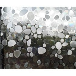 3D Privacy Decorative Glass