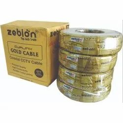 Cable CCTV Gold Caliber 250