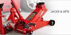 Hydraulic Trolley Jack, Capacity: 1-10 ton
