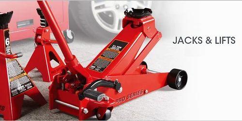 Hydraulic Trolley Jack Capacity 1 10 Ton