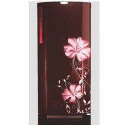 Godrej Rd Edge Pro 210 Pd 3.2 Iris Wine Refrigerator, 210 L