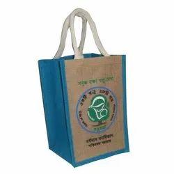 Jute Loop Handle Bag
