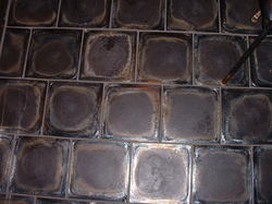 Cast Basalt Tile