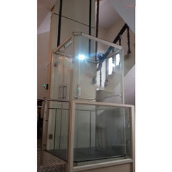Duplex Floor Lift