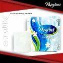 Vintage Virgin Tissue 2 Ply Toilet Roll 4-in-1, Packaging Type: 4 Rolls