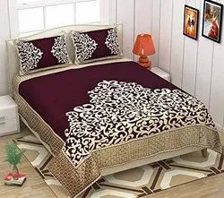 Chenille Double Bed Sheets