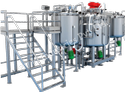 Liquid Syrup Making Machine