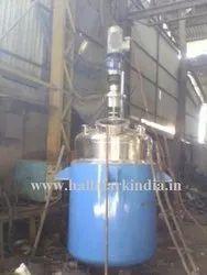 PVA Emulsion Chemical Reactor