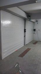Double Wall Aluminium Shutter