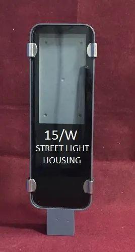 ALUMINIUM 15/w Street Light Housing