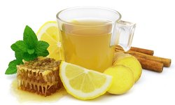 Infinityy Ginger Lemon Herbal Juice, Packaging Type: Bottle, Packaging Size: 500 ml