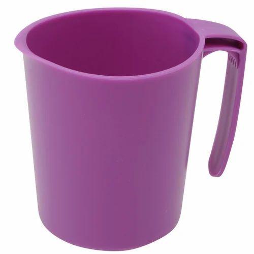 plastic water mug at rs 25 piece plastic mugs id 14637852688