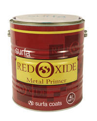 Surfa Red Oxide Metal Primer