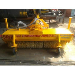 Hydraulic Road Sweeper