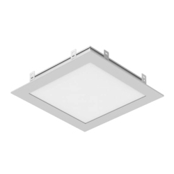 Square LED Panel Light with Special Matt Diffuser