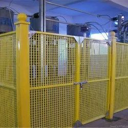 FRP Fencing For Transformer