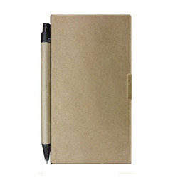 Eco Friendly Writing Pad with Pen