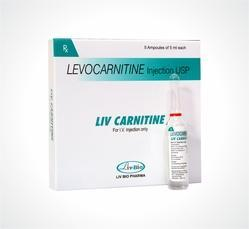 L Carnitine Injection At Best Price In India