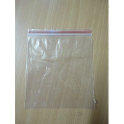 Transparent Zip Lock Bag