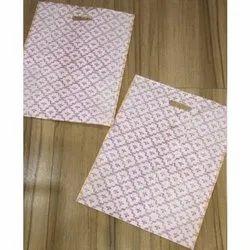 Cotton Printed Garment Shopping Bag, Capacity: 0.5 kg
