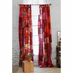 Patchwork Fancy Curtain