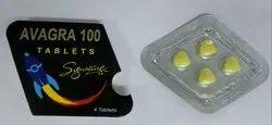 Avagra 100 Tablet